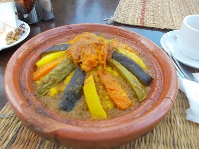 7 Vegetable Couscous Tagine
