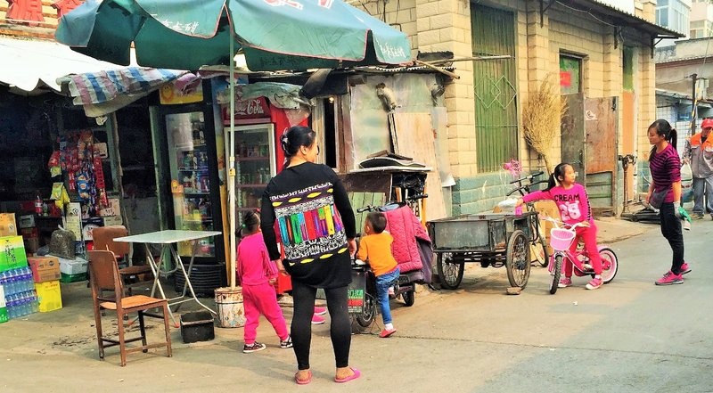 Hutong Life, Beijing