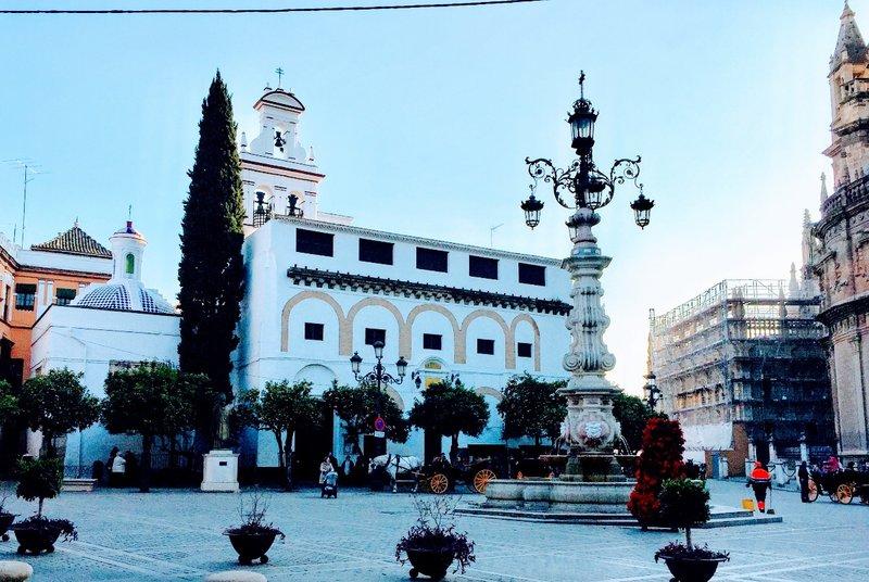 Convento de la Encarnación Seville Spain