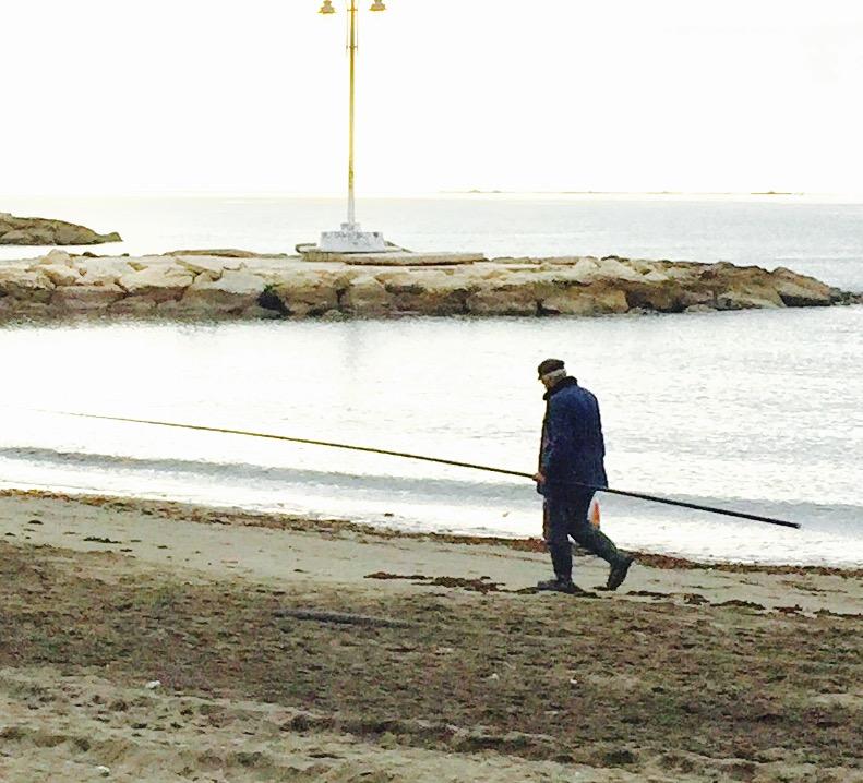 Fisherman Malaga