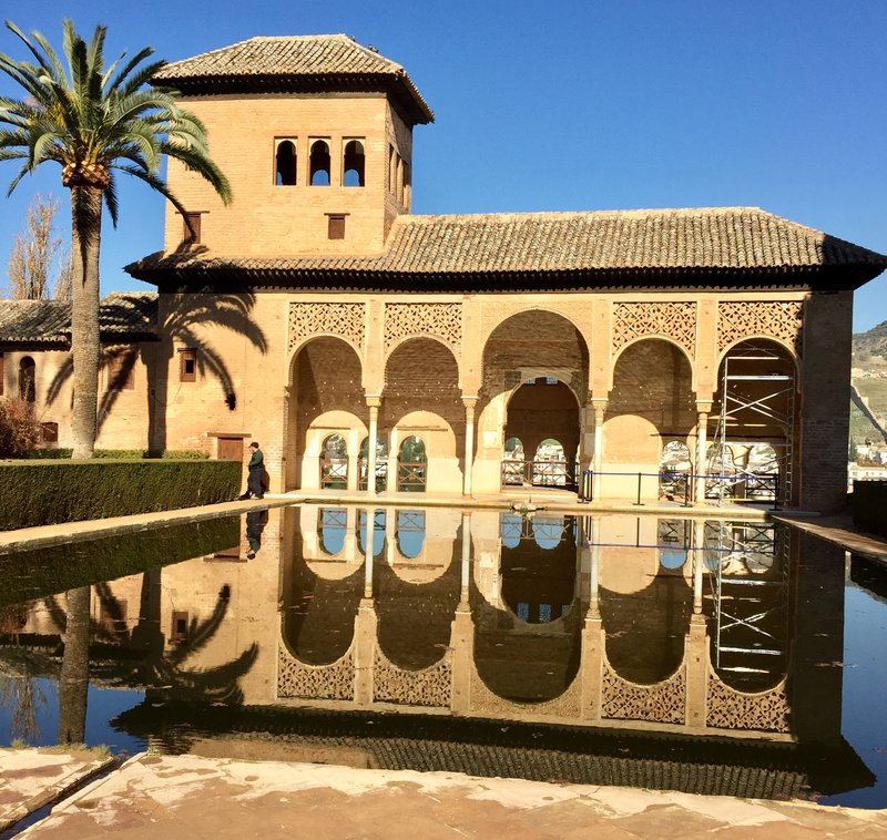 Alahambra Granada Spain