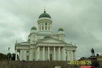 Lutheran church in Helsinki Finland