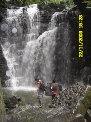 Cascadas de la Umbri
