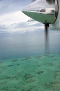 Flight into Cooktown