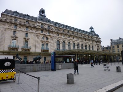 Paris: Musee D'Orsay