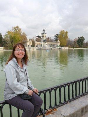 Madrid: Retiro Park