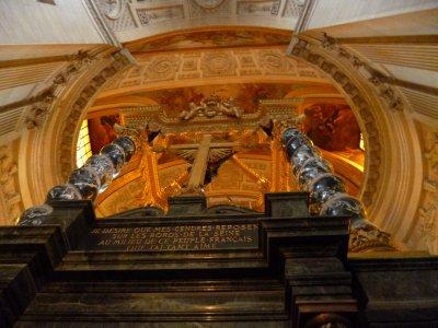 Paris: Napoleon's Tomb altar