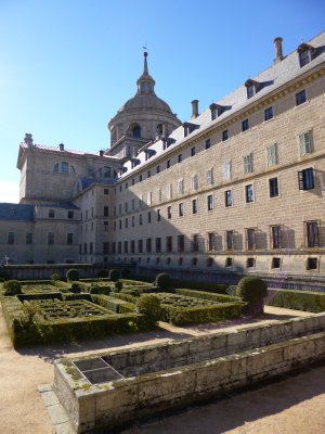 El Escorial: Monestery