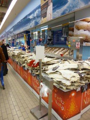 Coimbra: supermarket