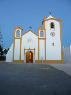Algarve: Anglican Church in Luz