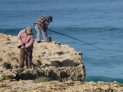 Algarve: Fishermen