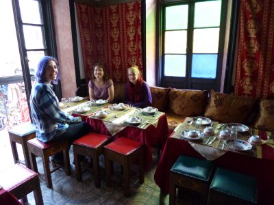 Tangier: Luxury Lunch