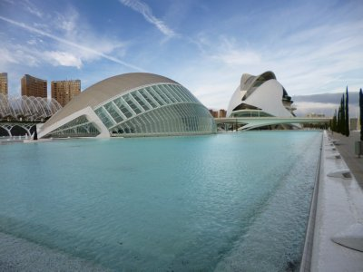 City of Arts and Sciences of Valencia