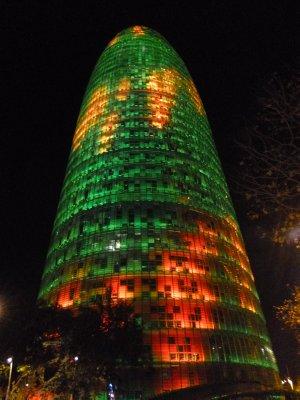 Barcelona: Torre Agbar