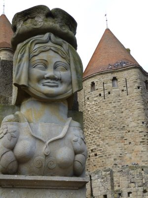 Carcassonne: Dame Carcas