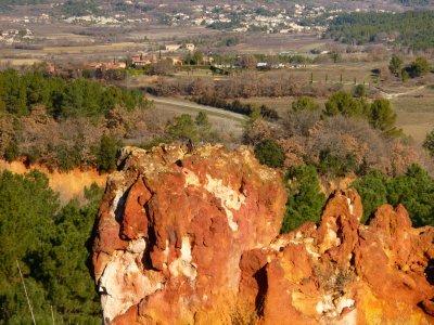 Provence: Rousillon (Ochre Village)