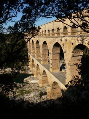 Pont du Gard: Roman Aqueduct