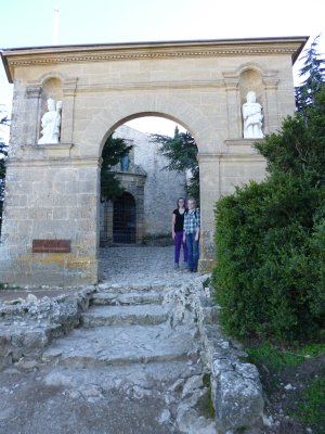 Montagne Sainte Victoire: Priory