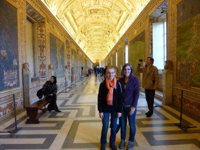 Vatican Museum: Map Gallery