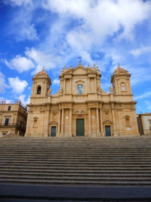 Noto: Baroque Architecture