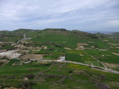 Victoria, Gozo: View from the Citadel