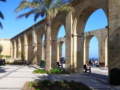 Valletta: Upper Barrakka Gardens