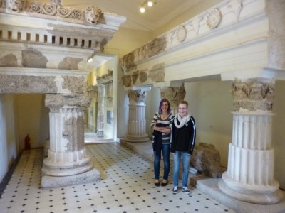 Ancient Epidavros: Archeological Museum
