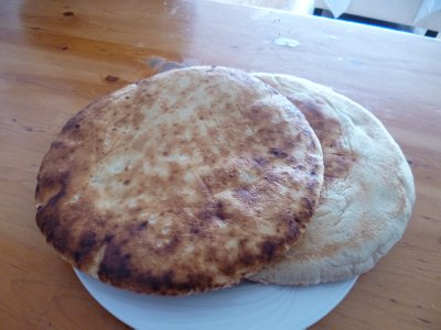 Turkish flatbread