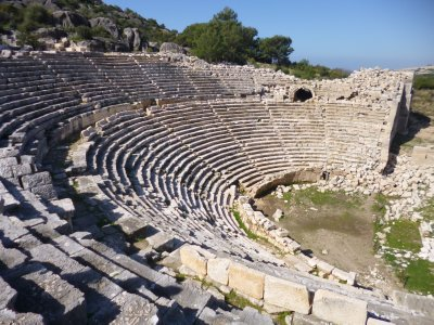 Patara: Lycian Ruins (6000 seat theater)