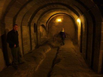 Derinkuyu the underground city - mission school