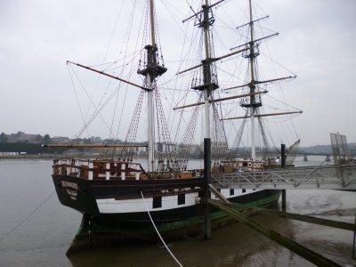 Dunbrody Famine Ship: Replica