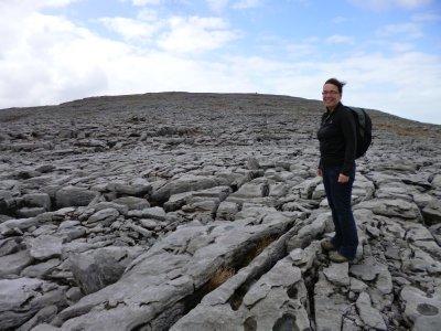 The Burren near Kinvara