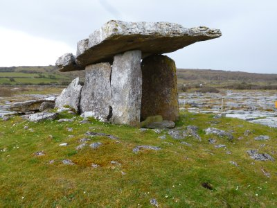 5000 Year Old Tomb in The Burren