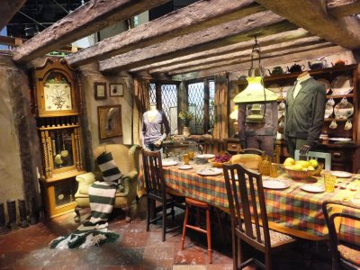 The Weasley's Home