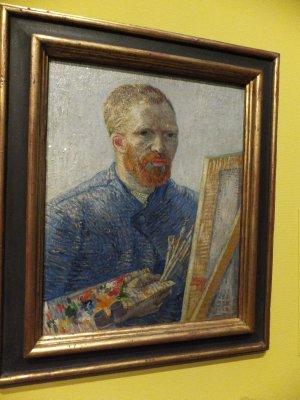 Van Gogh: Self Portrait