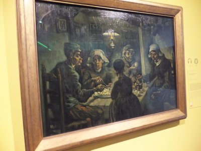 Van Gogh: The Potato Eaters