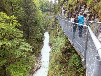 Leutasch Spirit Gorge