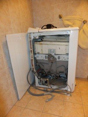 Our Ljubljana Washing Machine