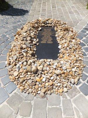 Raoul Wallenberg Memorial grave