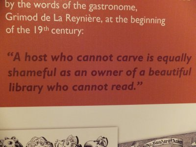 Gastronomy Museum