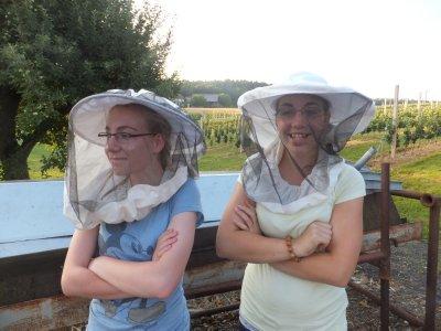 Nice hats!