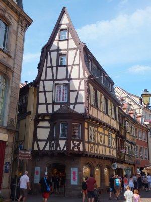 A Colmar Street