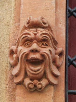 Colmar: House of Heads