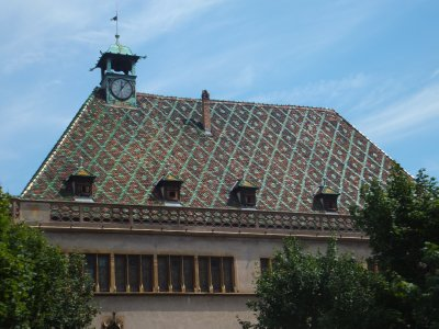 Colmar Roof