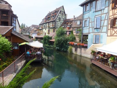 Colmar: Little Venice
