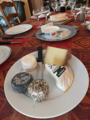 A day is not complete if the main meal of the day does not include Fromage!