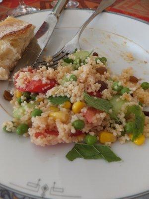 Salad Provence Style