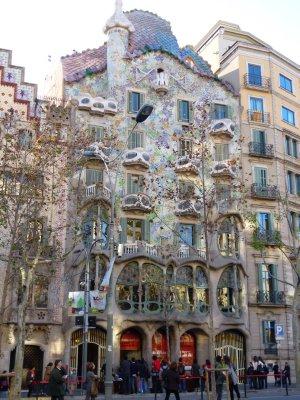 Barcelona: Gaudi Style