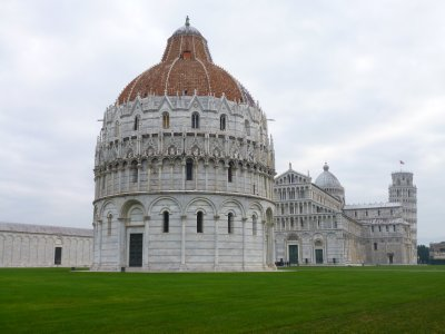 Pisa: Field of Miracles