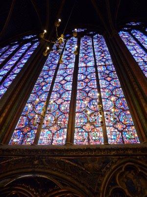 Paris: Sainte Chapelle